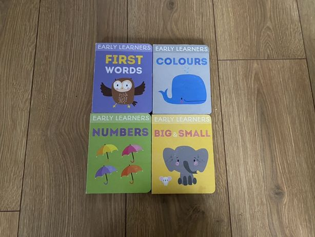 Early learners - my mini library
