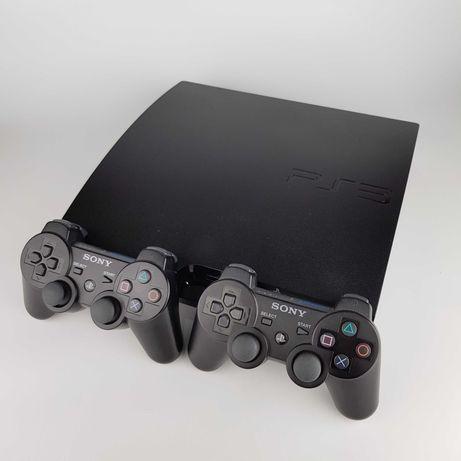 Ігрова консоль/Игровая приставки/Взломанная PS3 Slim/HEN/+20 Топ игр