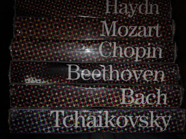 Cd's Colecção dos Grandes Compositores