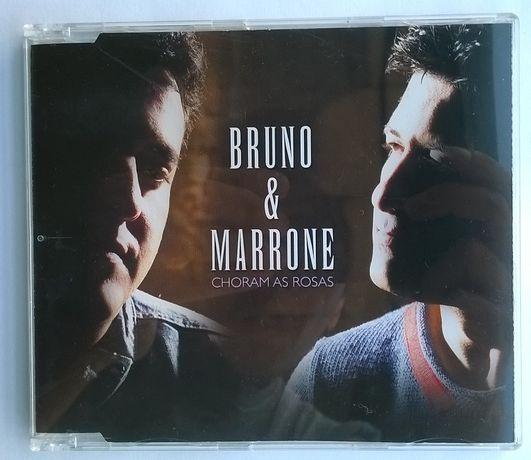 CD Bruno e Marrone - Choram as Rosas (Single)