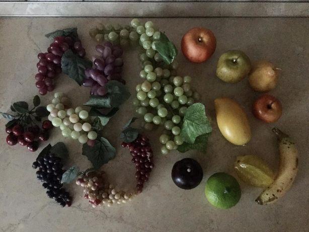 Набор искусственных фруктов (Италия)