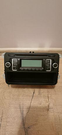 Oryginalne radio Volkswagen Golf Plus