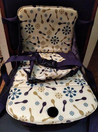 Fotelik,siedzisko przenośne do karmienia