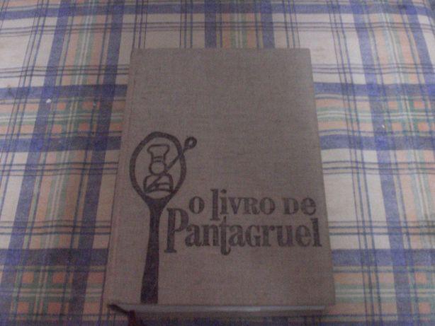 Pantagruel livro de culinaria