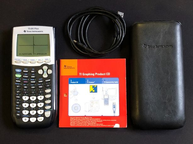 Calculadora Texas Instruments TI-84 Plus