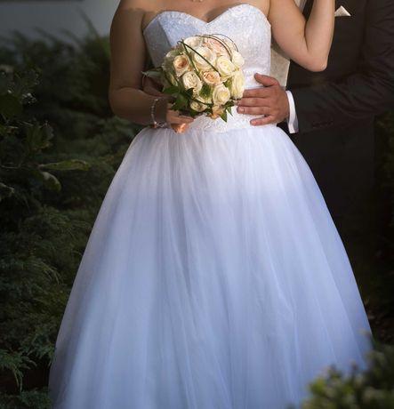 Suknia ślubna M/L