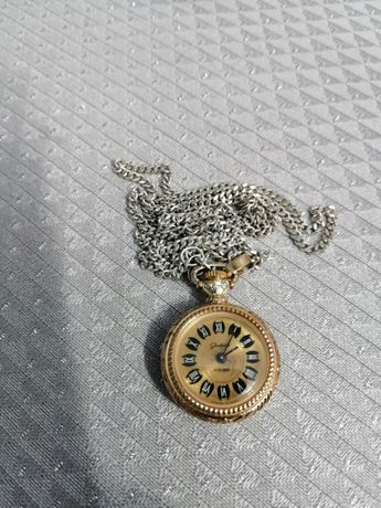 Zegarek kieszonkowy glashutter produkcja DDR