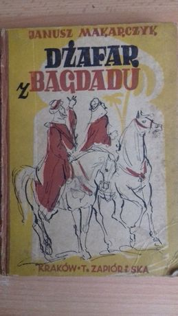 J.Makarczyk-Dżafar z Bagdadu