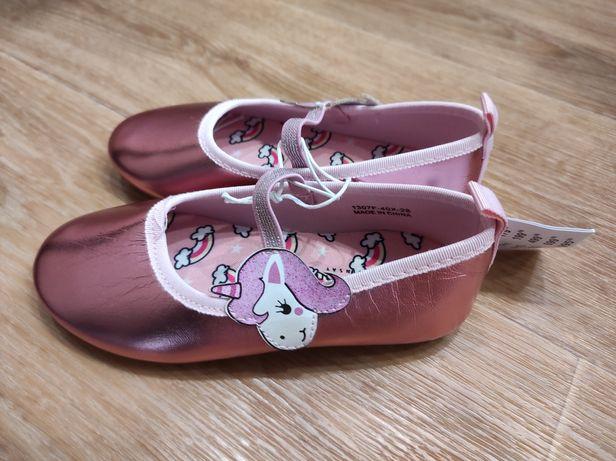 Лаковые балетки, туфельки, тапочки для садика, нарядные туфельки