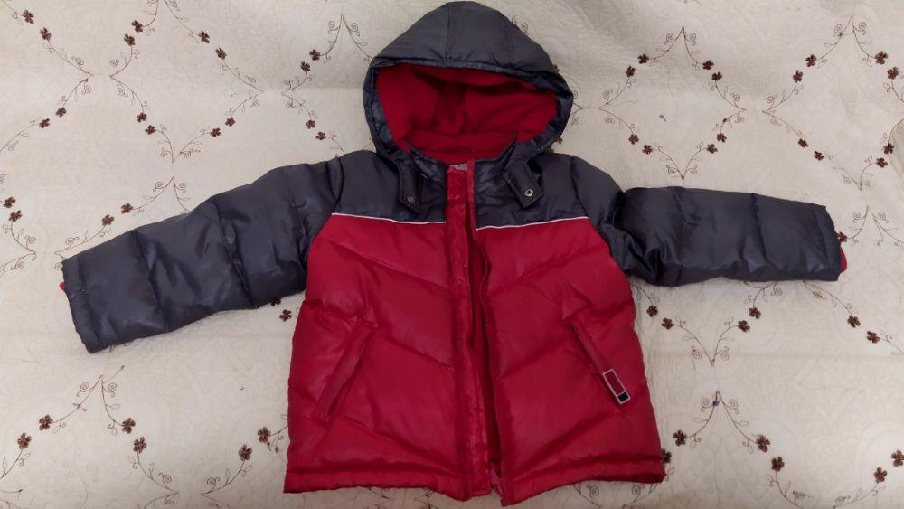Куртка зимняя пуховик Mothercare р.116 (5-6 лет) Киев - изображение 1