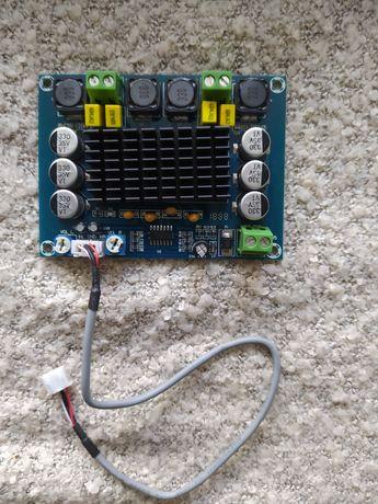 XH-M543 Стерео підсилювач Звуку 2х120W D клас на TPA3116D2