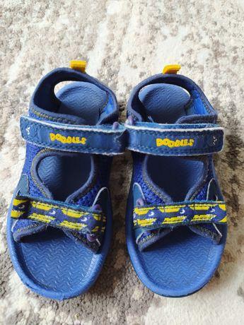 Sandały Clarks 8