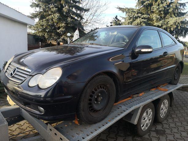 Mercedes Clk W203 2.2 CDI na części