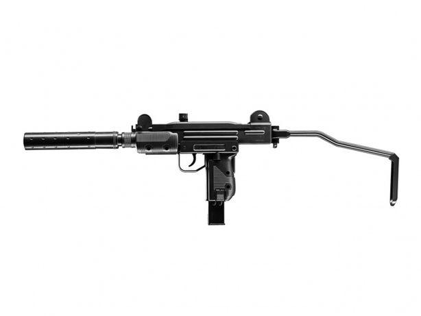 Pistolet maszynowy wiatrówka IWI Mini Uzi 4,5 mm BB CO2