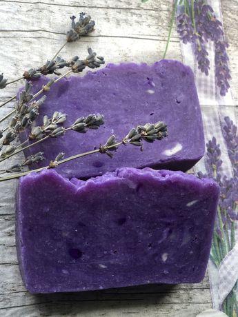 Мыло ручной работы с натуральными маслами и витамином Е