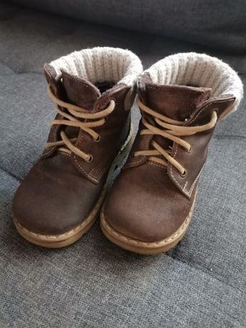 Buty chłopięce Emelki r. 23