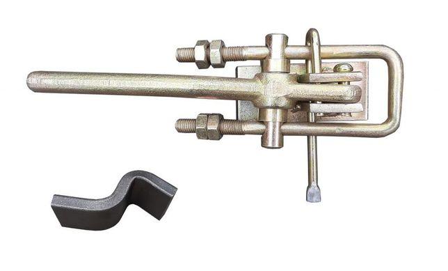 Spinacz burty do przyczep D35 D732 D47 D50 - PRAWY + MOCOWANIE