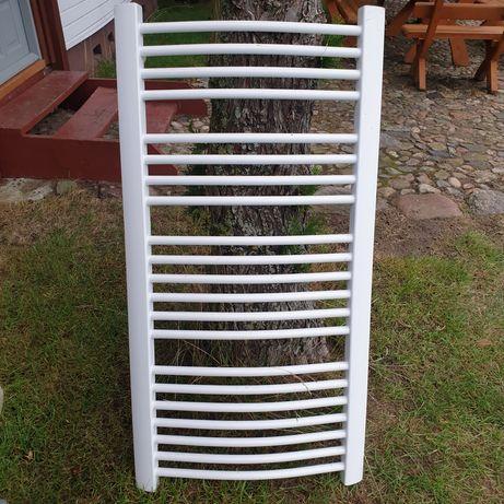 Grzejnik łazienkowy 1200 x 530, biały