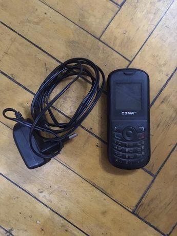 Мобильный телефон CDMA Alcatel