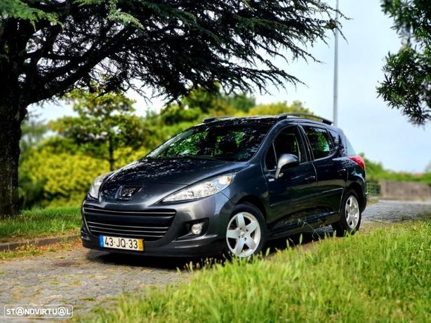 Peugeot 207 SW 1.6 HDi SE 200 Anos