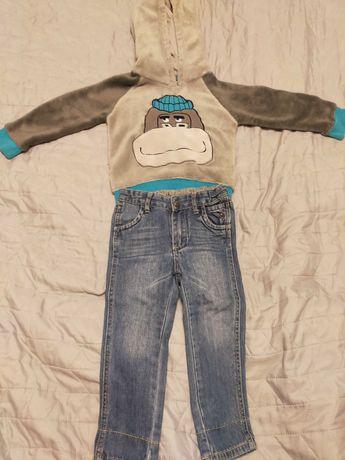 Zestaw ubrań dla chłopca 92