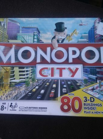 Monopoly City - wersja eng