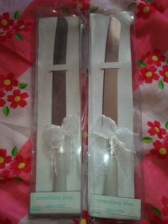 Нож для нарезки свадебного торта