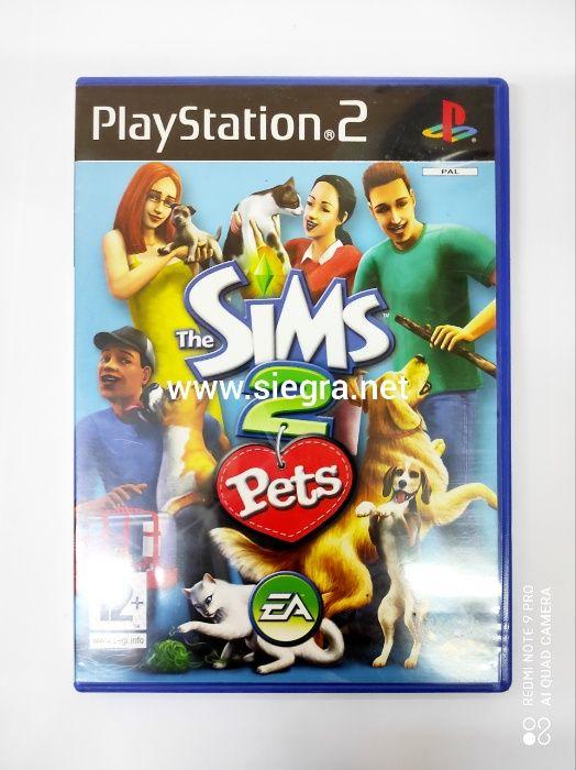The sims 2 pets ps2 Suwałki - image 1