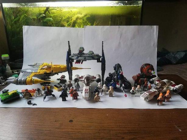 LEGO STAR WARS dużo zestawów