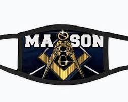 Масонские маски. Маски масонов. Маски масоны с масонскими символами Киев - изображение 1