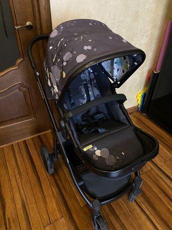 Продам оригінальну коляску 3в1 Cossato