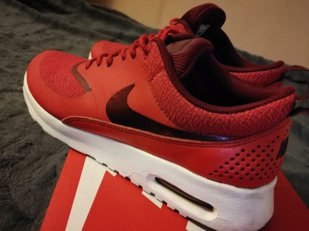 Nike Air Max Thea czerwone 37