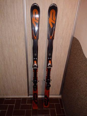 Narty K2 crossfire 163cm
