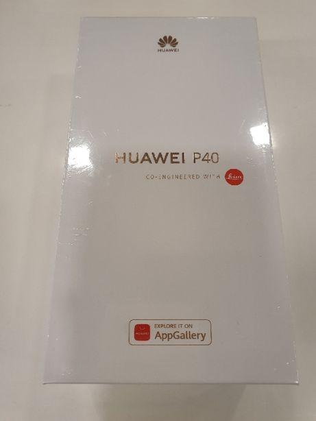 NOWY Telefon Huawei P40 5G 8/128 GB Czarny Teletorium Renoma Wrocław