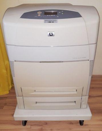 Цветной лазерный принтер HP Color LaserJet 5550dtn печать А3, А4