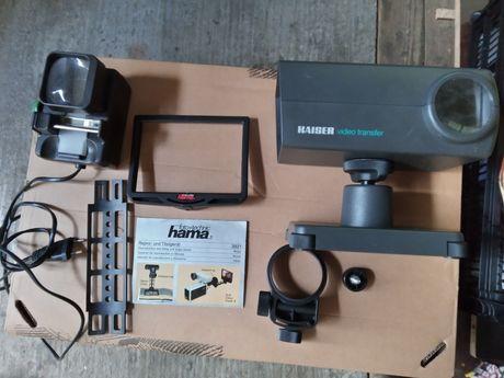 Stary projektor aparat