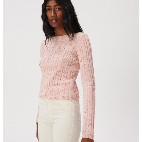 Sweter sweterek krotki Sinsay 36 S