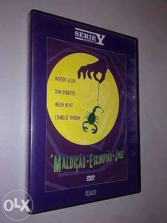 """Dvd """"a maldição do escorpião de jade"""""""