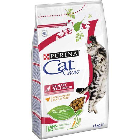 Cat Chow 15kg ração gatos, especial saúde do tracto urinário