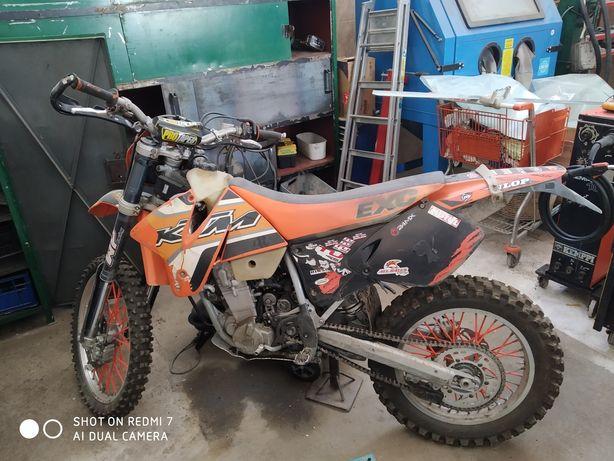 KTM 400exc