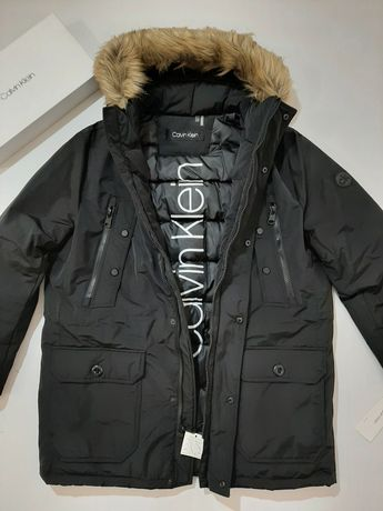 Куртка/парка/пуховик Calvin Klein/Guess/Tommy Hilfiger/Armani/Canada g