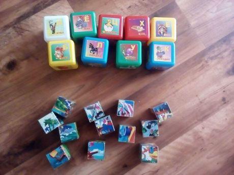 Кубики детские набор