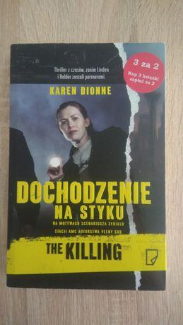 The Killing Dochodzenie na styku Karen Dionne