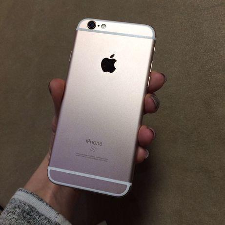 Продам Iphone 6s Rose Gold полный комплект