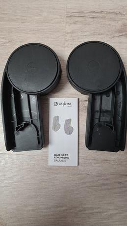Адаптеры Cybex Balios S к автолюльке Cybex и MaxiCosi