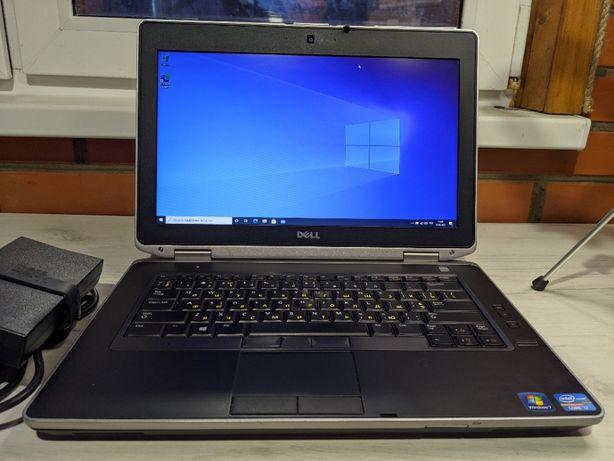 Ноутбук Dell Latitude E6430 i7-3520M 2.9GHz 8GB RAM 128SSD