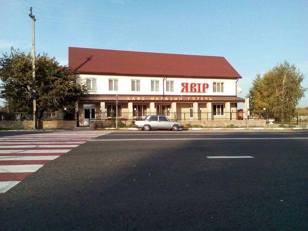Продається кафе-магазин-готель