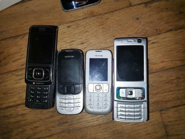 Telemóveis antigos Nokia