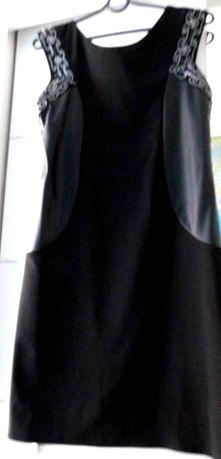 Nowa czarna sukienka 40