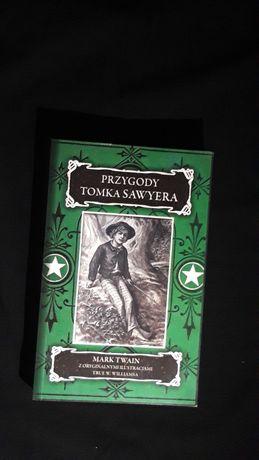 Przygody Tomka Sawyera, książka